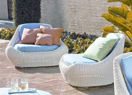 modern outdoor chairs uk. wicker patio furniture design:fetching cool modern outdoor design idea with white lounge chairs uk m