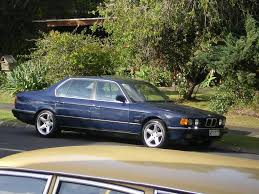 BMW Convertible 1990 bmw 750 : DFF53 1990 BMW 7 Series Specs, Photos, Modification Info at CarDomain