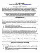Supply Chain Analyst Resume 79 Images Top Plastics Resume