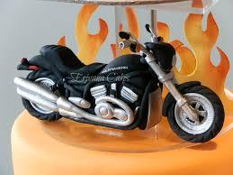 Harley Davidson Cake Decorations Groomscake Live To Ride Harley Davidson Motorcycle Grooms Cake