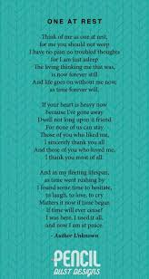 Thank You Quotes For Loss Of Loved One Unique Poems Non Religious48 Grief Poem Pinterest Poem Funeral And