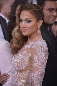 Jennifer Lopez New Hair Style the hairstyle thats winning awards season side swept waves the 8219 by stevesalt.us