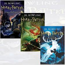 image is loading j k rowling collection harry potter series 3 books
