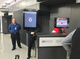 Facial Recognition At Airports The Boarding Pass Of The