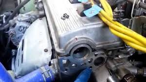 how to change the distributor o ring on a toyota corolla 7afe 1 8l how to change the distributor o ring on a toyota corolla 7afe 1 8l 4afe 1 6l to repair an oil leak