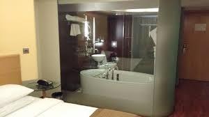 sahara star hotel toilet from the bedroom