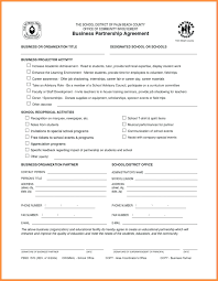 Business Contract Agreement Template Selling Business Contract Template 4