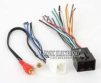 scosche fdk9b wire harness to connect an aftermarket stereo Scosche Wiring Harness For Select Ford Vehicles scosche fdk13bscosche · amplifier replacement harness for select Scosche Wiring Harness Diagrams