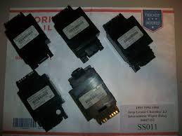 intermittent wiper 1993 1994 1995 jeep grand cherokee zj intermittent wiper relay 56007192 ss011