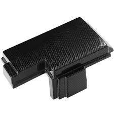 2015 2017 mustang trufiber carbon fiber fuse box cover 2015 16 mustang carbon fiber l