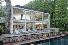 Exterior: Patio Design Ideas For Mid Century Modern Homes With ...