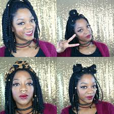 Box Braids Hair Style how to style crochet bob box braids easy and quick hair styles 5986 by wearticles.com