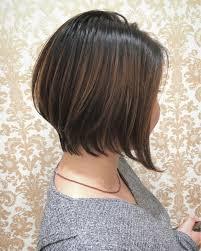 大人女子の髪型革命ショートボブで上品きれいにセルフプロデュース