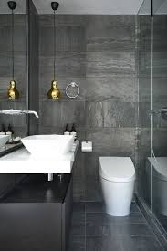 The popularity of grey bathrooms shows no sign of ending. It's no wonder  either when