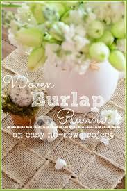 Burlap Crafts 211 Best Diy Burlap Projects Images On Pinterest