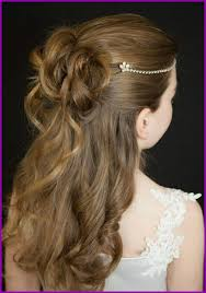 Coiffure Fille Mariage 268683 Coiffure Petite Fille Pour