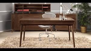 mid century modern office furniture  youtube