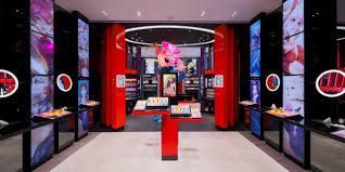 Retail Store Concept Design Mac Cosmetics Becomes Latest Brand To Open A New Retail