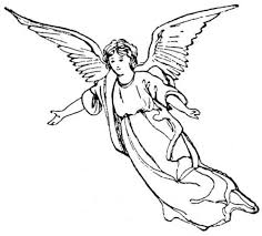Angel Sketch Free Angel Sketch Cliparts Download Free Clip Art Free