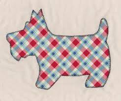 77 best Scottie Dogs: Quilt images on Pinterest | Dog quilts ... & Siew Siew Kogan just finished my scottie dog! (first quilt block for baby  niece's new quilt. Adamdwight.com