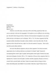 abortion a social issue research paper zoom