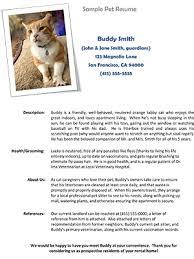 Help Pet Owners Find Or Keep Rental Housing Animal Sheltering Best Rental Resume