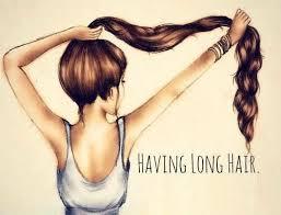 Afbeeldingsresultaat voor long hair tumblr