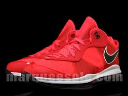 lebron 8 low. nike-lebron-8-v2-low-solar-red-2 lebron 8 low o