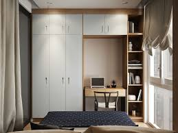 small master bedroom storage ideas Open shelves or readymade bookcases also  offer a way to use the space .