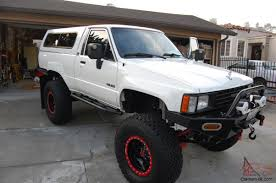 1986 Toyota Pickup | Car News and Accessories