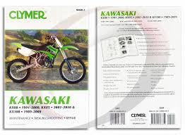 1991 2000 kawasaki kx80 repair manual clymer m448 2 service shop 1991 2000 kawasaki kx80 repair manual clymer m448 2 service shop garage