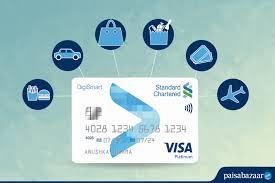 standard chartered digismart credit