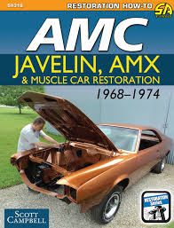 cheap amx javelin amx javelin deals on line at alibaba com get quotations acircmiddot amc javelin amx and muscle car restoration 1968 1974 restoration how