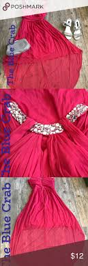 City Studio Dress Size Chart City Studio Pink Evening Forms Dress Measurements 38 In