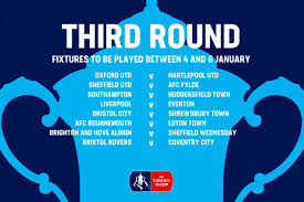 Check fa cup 2020/2021 page and find many useful statistics with chart. Fa Cup Third Round Preview Underdogs Seek Their Moment In The Sun