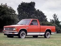chevrolet s10 truck 1982