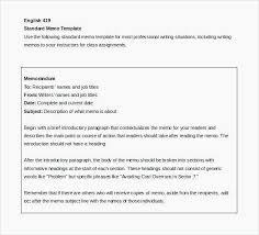 Heading Of A Cover Letter Letter Header Format Standard Professional Letter Format