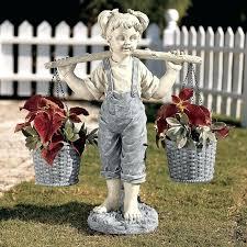 fishing statues garden martin garden statue fishing boy garden statues