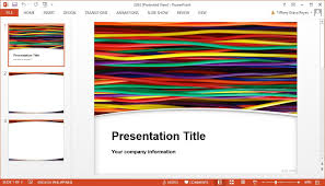 Powerpoint Create Slide Template How Free Powerpoint Templates Can Help You Create Winning