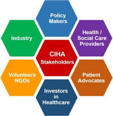 stakeholders in healthcare about ciha cih alliance
