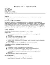 Cover Letter Objective On Resume Examples Objective On Resume