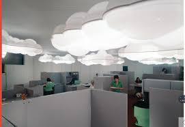 white acrylic haning lighting modern cloud shape pendant lamp