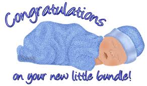 Congratulation On Your New Son Birth Announcement My