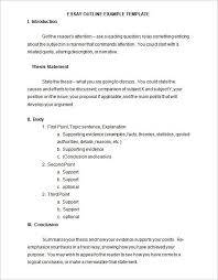 microsoft word outline template infinite likeness senior project  microsoft word outline template impression microsoft word outline template famous see essay example doc editable