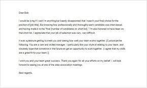 Thank You Note After Interview Sample Ultramodern Photoshot Email