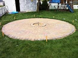 patio pavers with fire pit. Perfect Patio Brushing Pavers With Sand With Patio Pavers Fire Pit H
