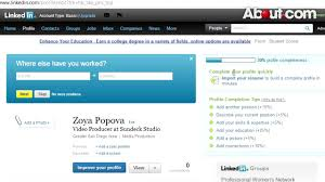 how to upload a resume to linkedin