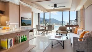 Ocean Living Room Two Bedroom Suite Ocean Facing Amari Phuket