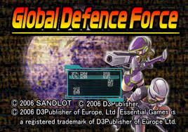 Global Defense Global Defence Force Europe Iso Ps2 Isos Emuparadise