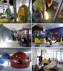 google office in zurich. Playful Meeting Rooms At Zurich Google Office In